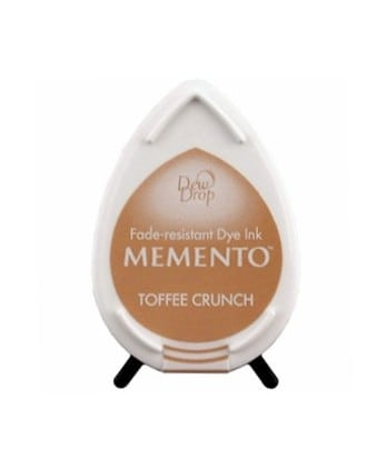 Ink Pad Memento Toffee Crunch