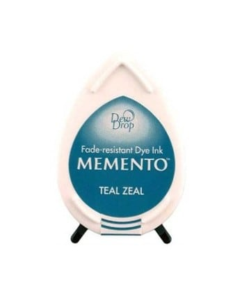 Ink Pad Memento Teal Zeal