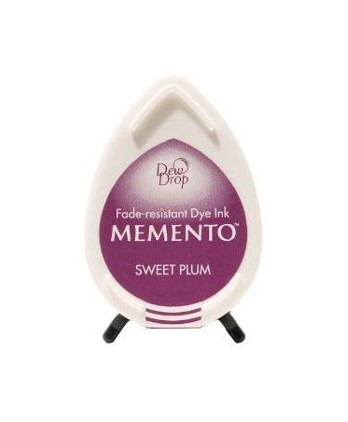 Ink Pad Memento Sweet Plum