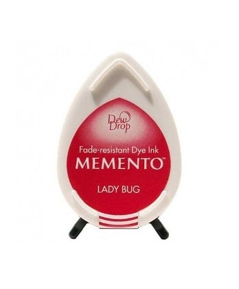 Ink Pad Memento Lady Bug