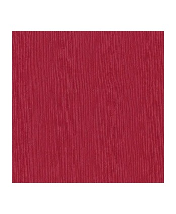 Papier Uni Scrapbooking Carterie -  Bazzill Red Devil