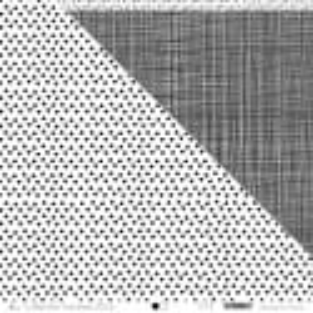 """Imprimé """"Triangles noirs sur fond blanc"""""""