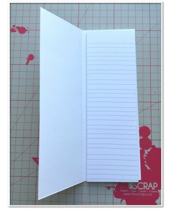 To customize Scrapbooking Card making - Notepads