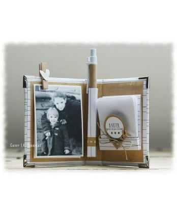 Tampon transparent Scrapbooking Carterie trombonne - Nos essentiels