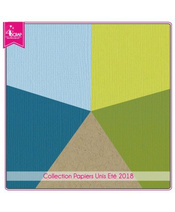 Plain Paper Pack Scrapbooking Card Making - Summer 2018