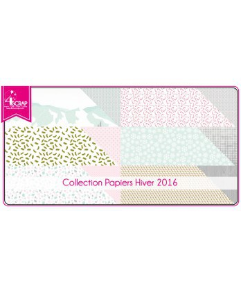 Winter 2016 Printed Papers Pack
