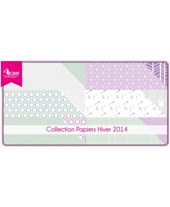 Winter 2014 Printed Papers Pack