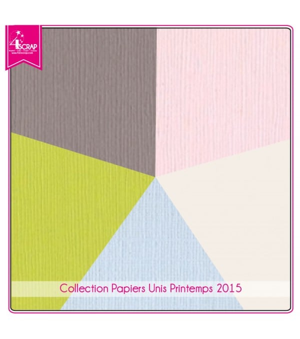 Spring 2015 Plain Papers Pack