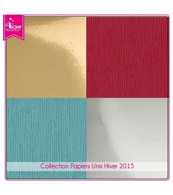 Winter 2015 Plain Papers Pack