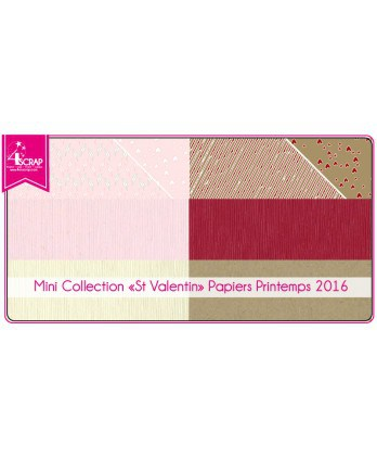 Valentine's Day Papers Pack