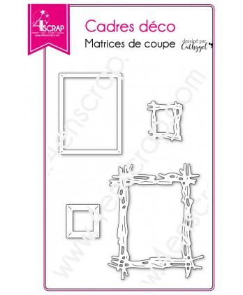 Cutting die Scrapbooking Card making home interior - Decorative frames