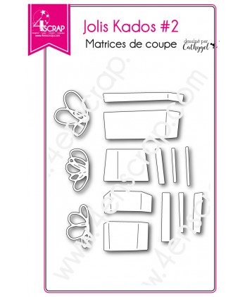 Cutting die Scrapbooking Card making offer Node Package - Nice Gifts 2