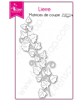 Cutting die Scrapbooking Card making Spring Nature Stem - Ivy