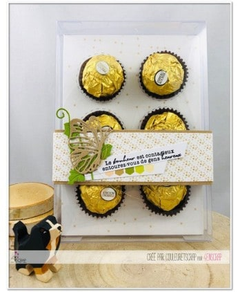 To Customize Scrapbooking Card Making - Big Transparent Boxes
