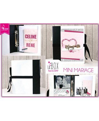 Scrapbooking box - Holiday Mini