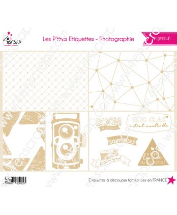 Cutting Labels Scrapbooking Card making - Photography