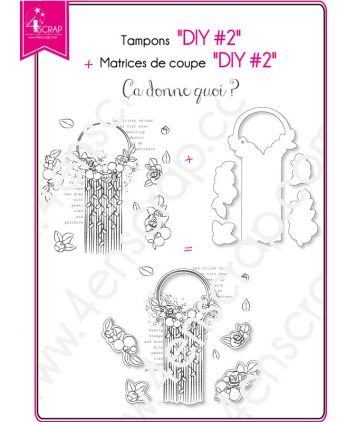 Cutting die Clear Stamp Scrapbooking Card making Flower Happiness Nature - Roses