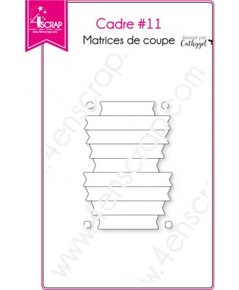 Cutting die Scrapbooking Card Making - Frames 11