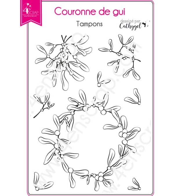 Clear Stamp Scrapbooking Card making book - Hush I'm reading