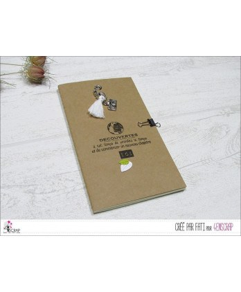 Clear stamp Scrapbooking Card making travels pictures - Discoveries