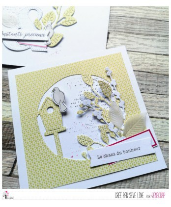 Clear stamp Scrapbooking Card making moment photo - Precious memories