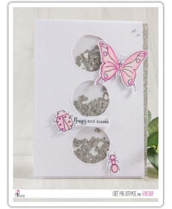 Cutting die Scrapbooking Card Making - Numbers 3