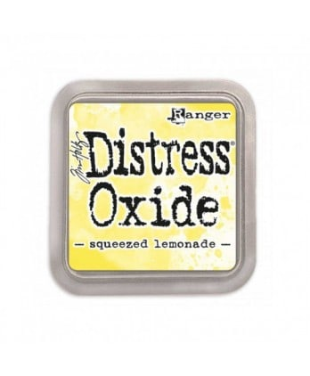 Ink Scrapbooking Carterie - Distress Oxide Squeezed lemonade