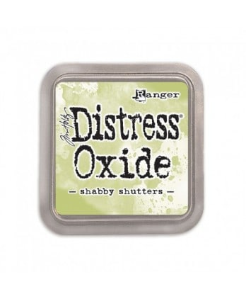 Ink Scrapbooking Carterie - Distress Oxide Shabby shutters
