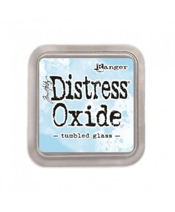 Ink Scrapbooking Carterie - Distress Oxide Tumbled glass