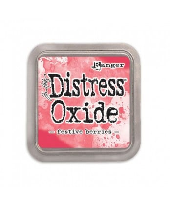 Encre Scrapbooking Carterie - Distress Oxide Festive berries