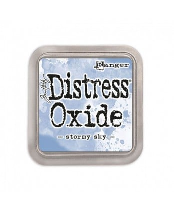 Ink Scrapbooking Carterie - Distress Oxide stormy sky