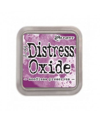 Ink Scrapbooking Carterie - Distress Oxide seedless preserves