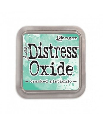Ink Scrapbooking Carterie - Distress Oxide cracked pistachio