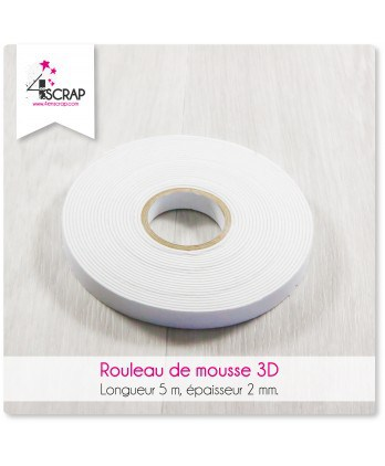 Tool Scrapbooking Card making - 3D foam roll