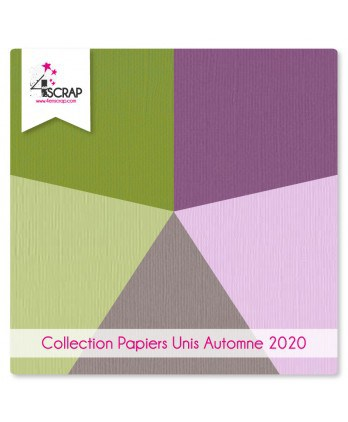 Fall 2020 Plain Papers Pack